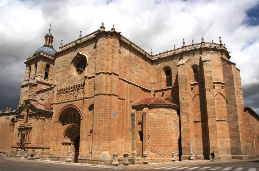 669.Ciudad Rodrigo (Salamanca) - Catedral de Santa María